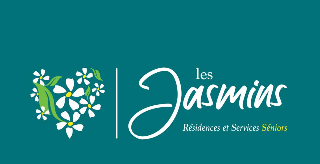 Logo Les Jasmins résidences séniors