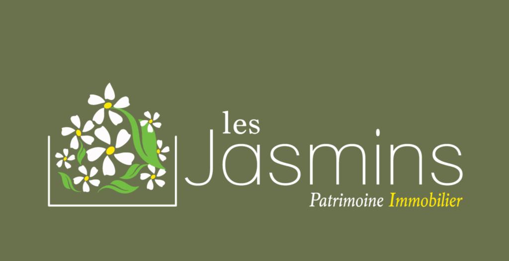 Logo Les Jasmins Patrimoine