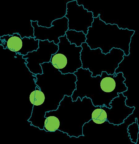 Résidences Les Jasmins en France